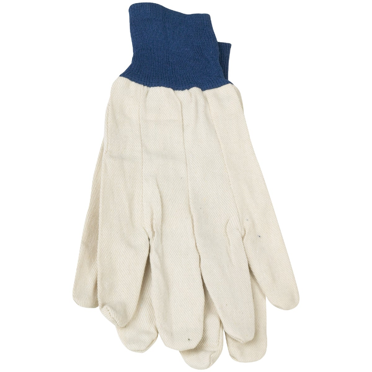 12PK MEN LRG CANVS GLOVE - 705687 by Do it Best