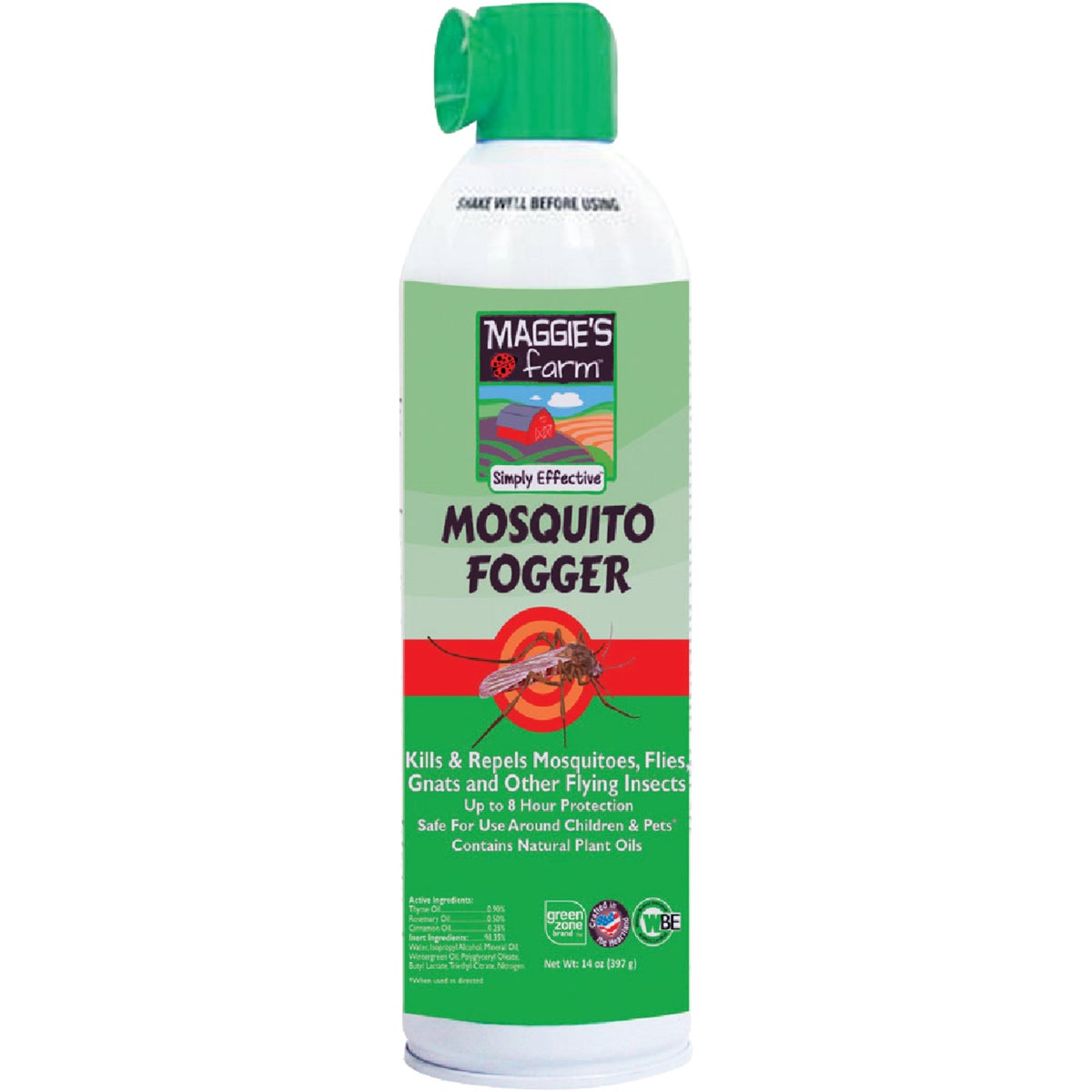 14OZ MOSQUITO FOGGER - 33129 by Ecosmart Tech