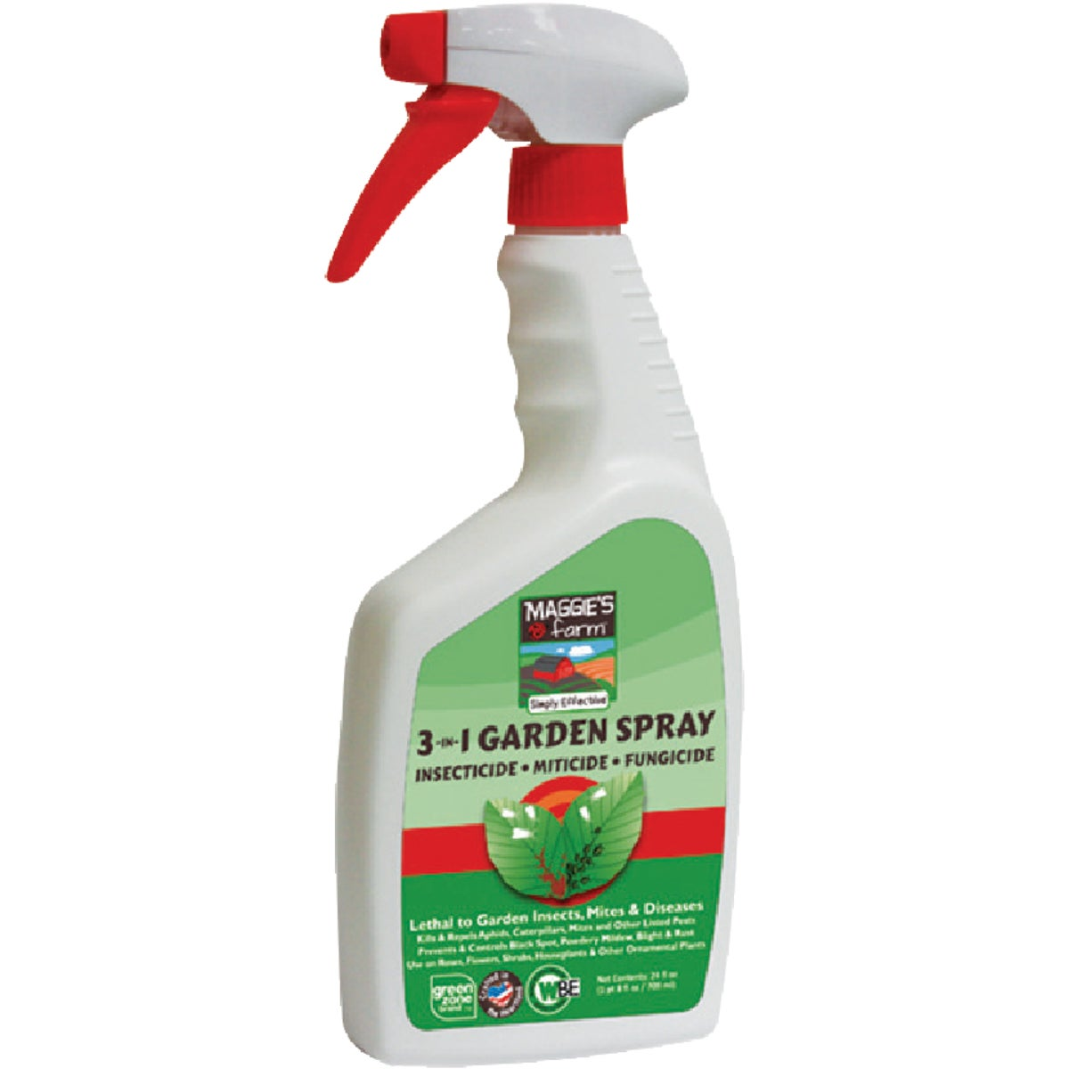 EcoSMART Technologies 24OZ GARDEN INSCT KILLER 33117