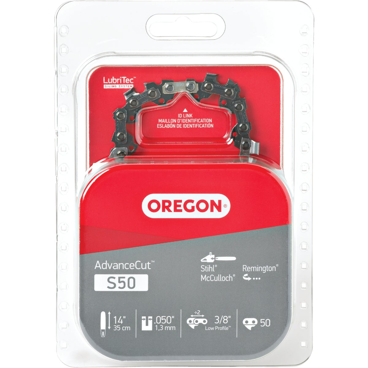 "14"" REPL SAW CHAIN - S50 by Oregon Cutting Systm"