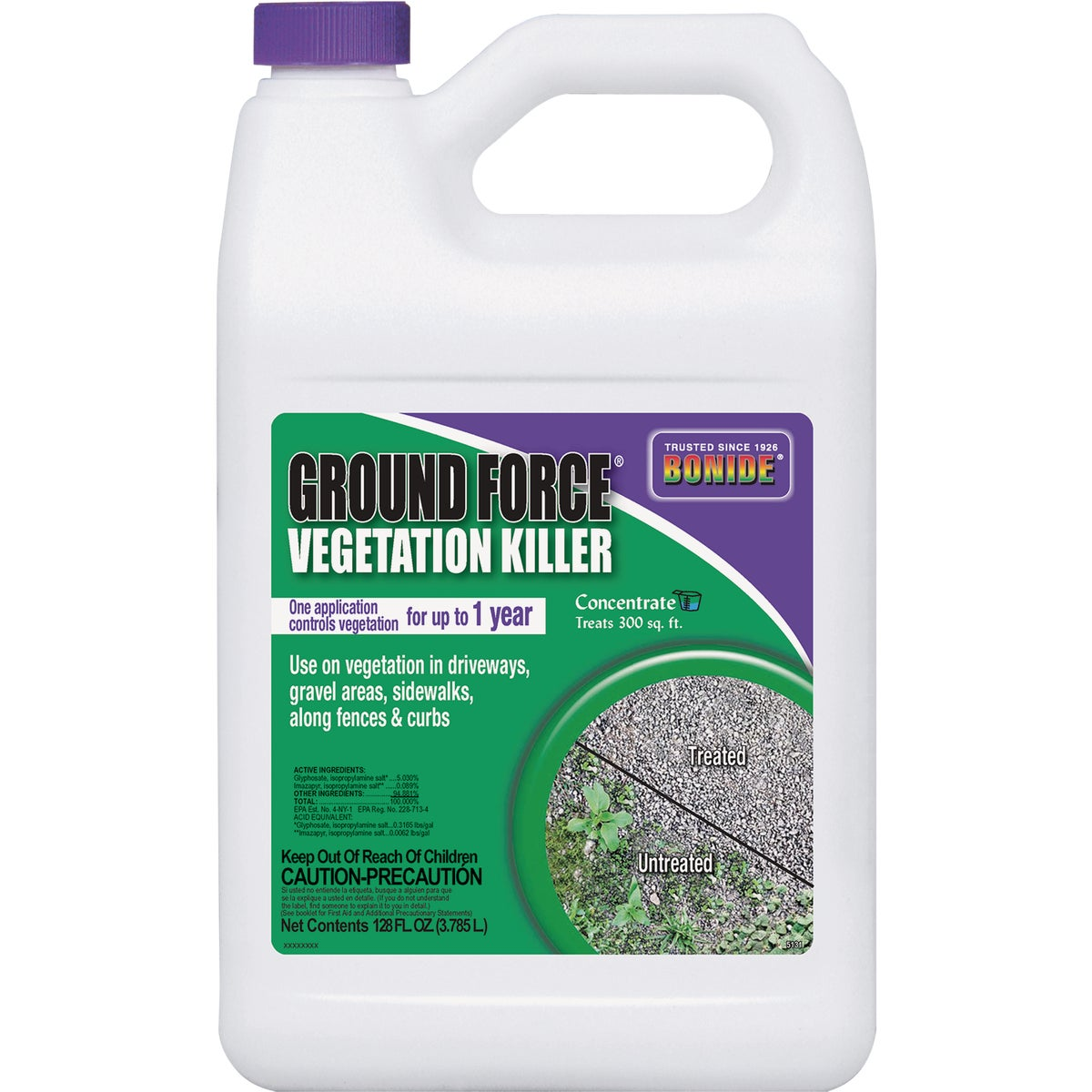 GAL VEGETATION KILLER
