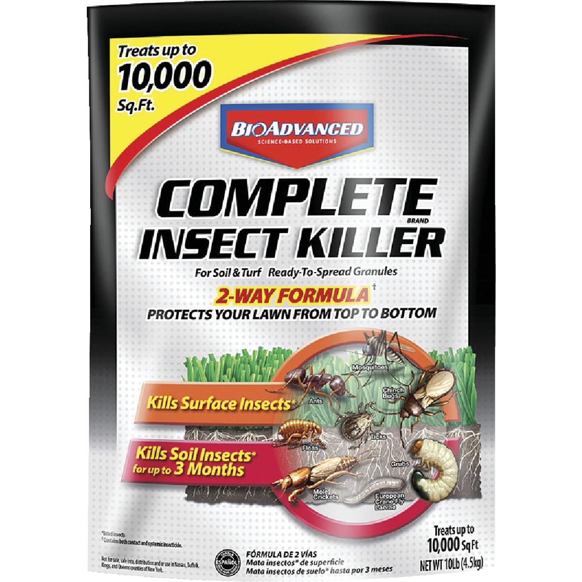 10LB INSCT KILLR GRANULE - 700288H by Bayer Advanced Llc