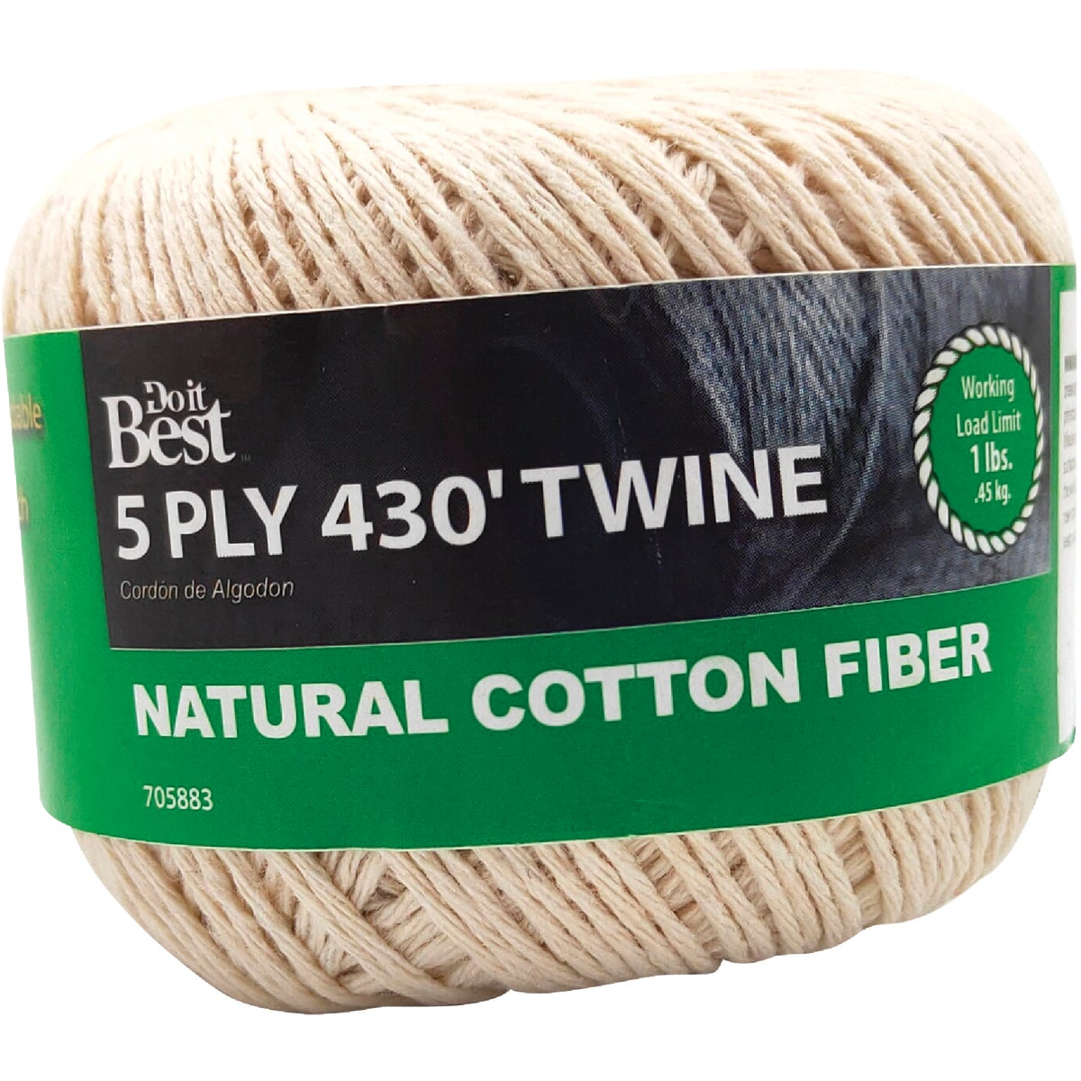 5PLY 430' COTTON TWINE - 705883 by Do it Best