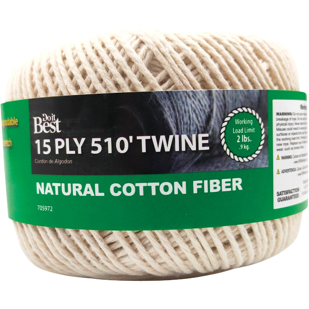 15PLY 510' COTTON TWINE - 705972 by Do it Best