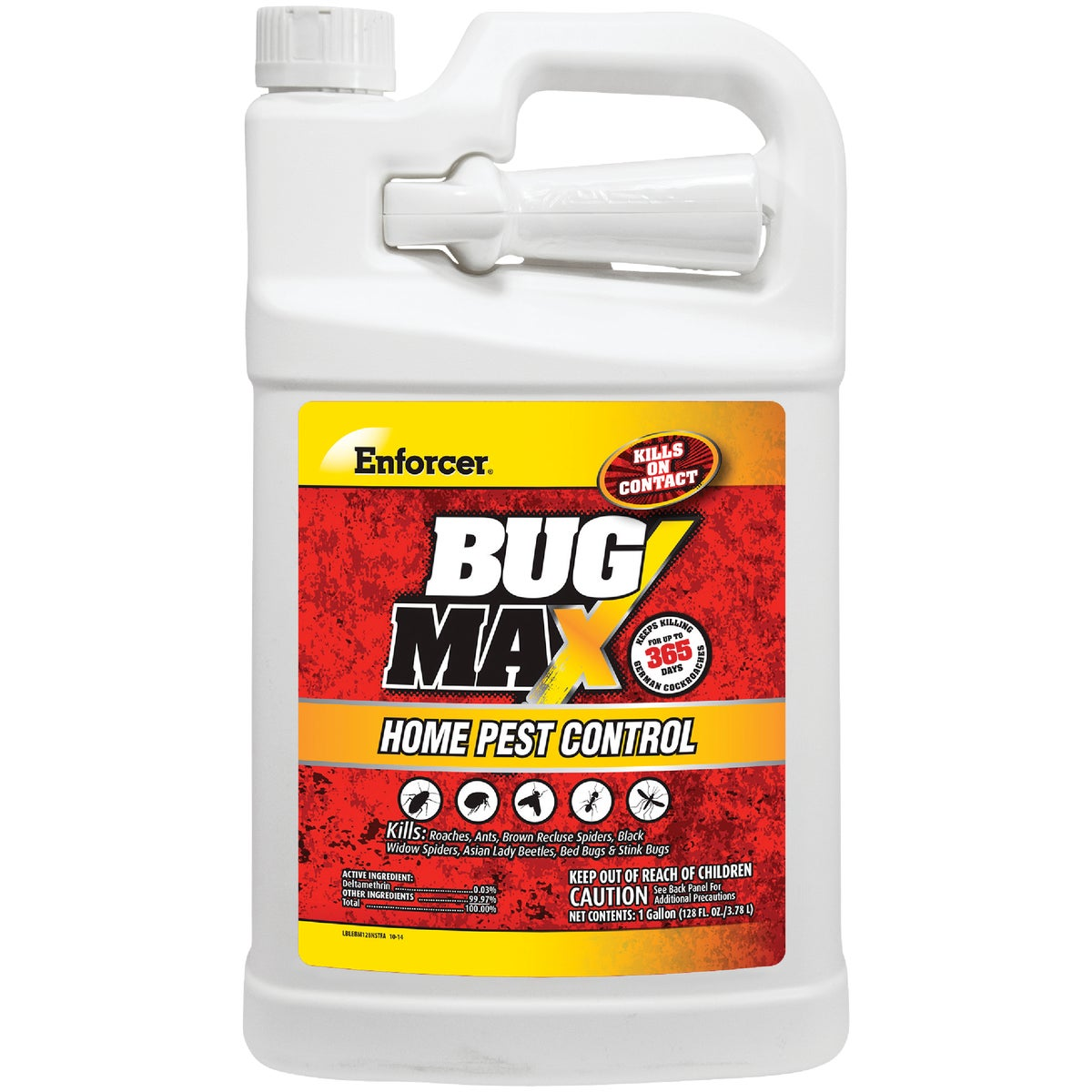 Enforcer Prod. 128OZ HOME PEST CONTROL EBM128