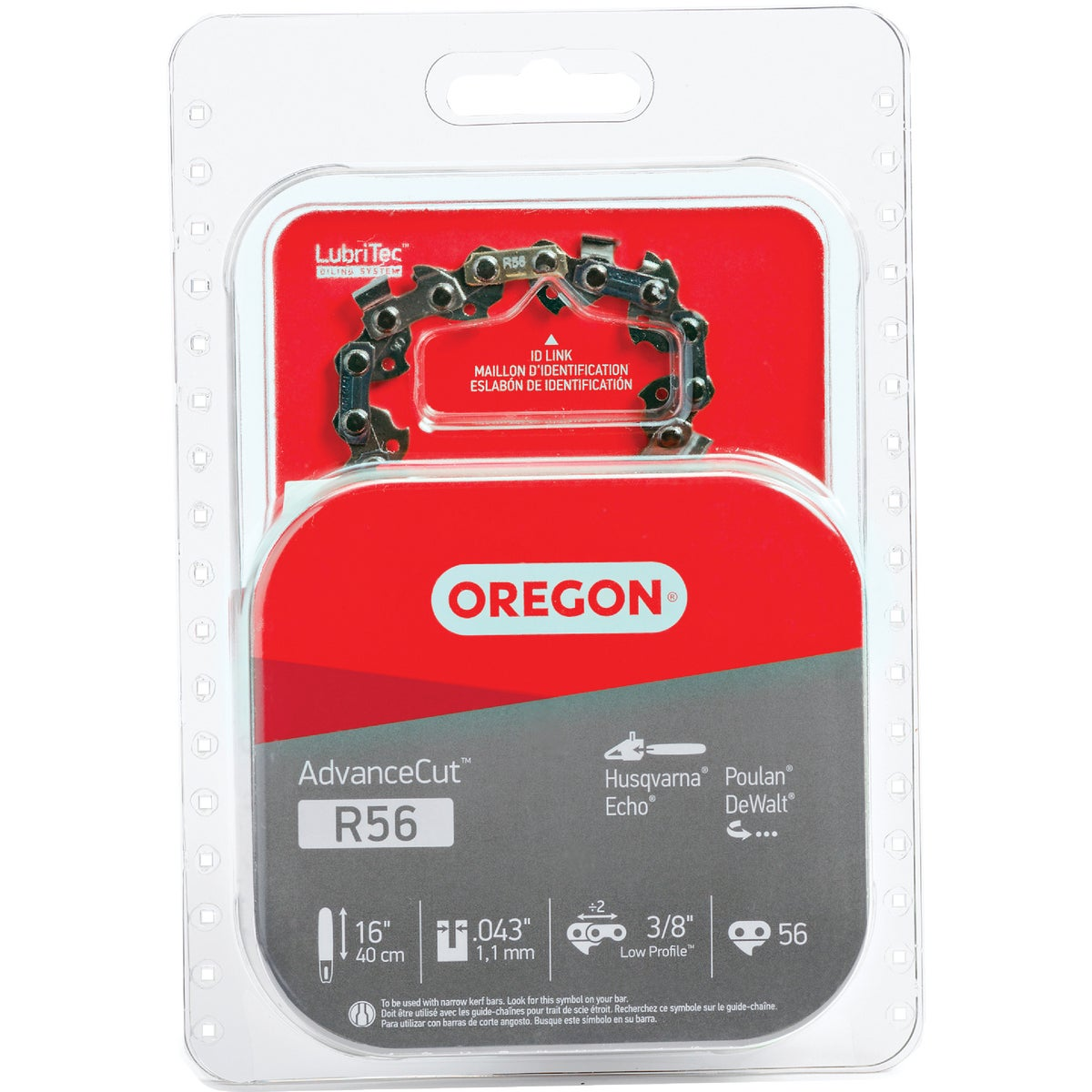 "16"" REPL SAW CHAIN - R56 by Oregon Cutting Systm"