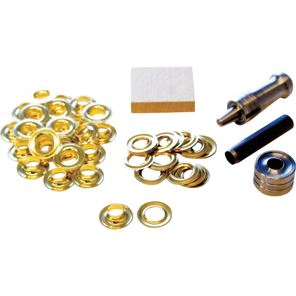 "3/8"" HANDI GROMMET KIT - 1073A-2 by Lord & Hodge Inc"