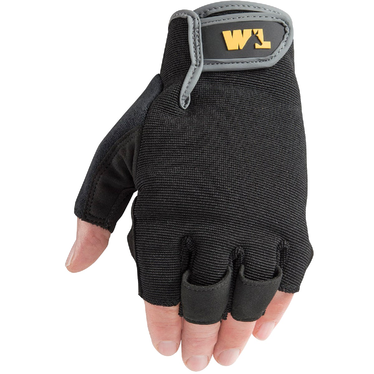 MED FINGERLESS GLOVE