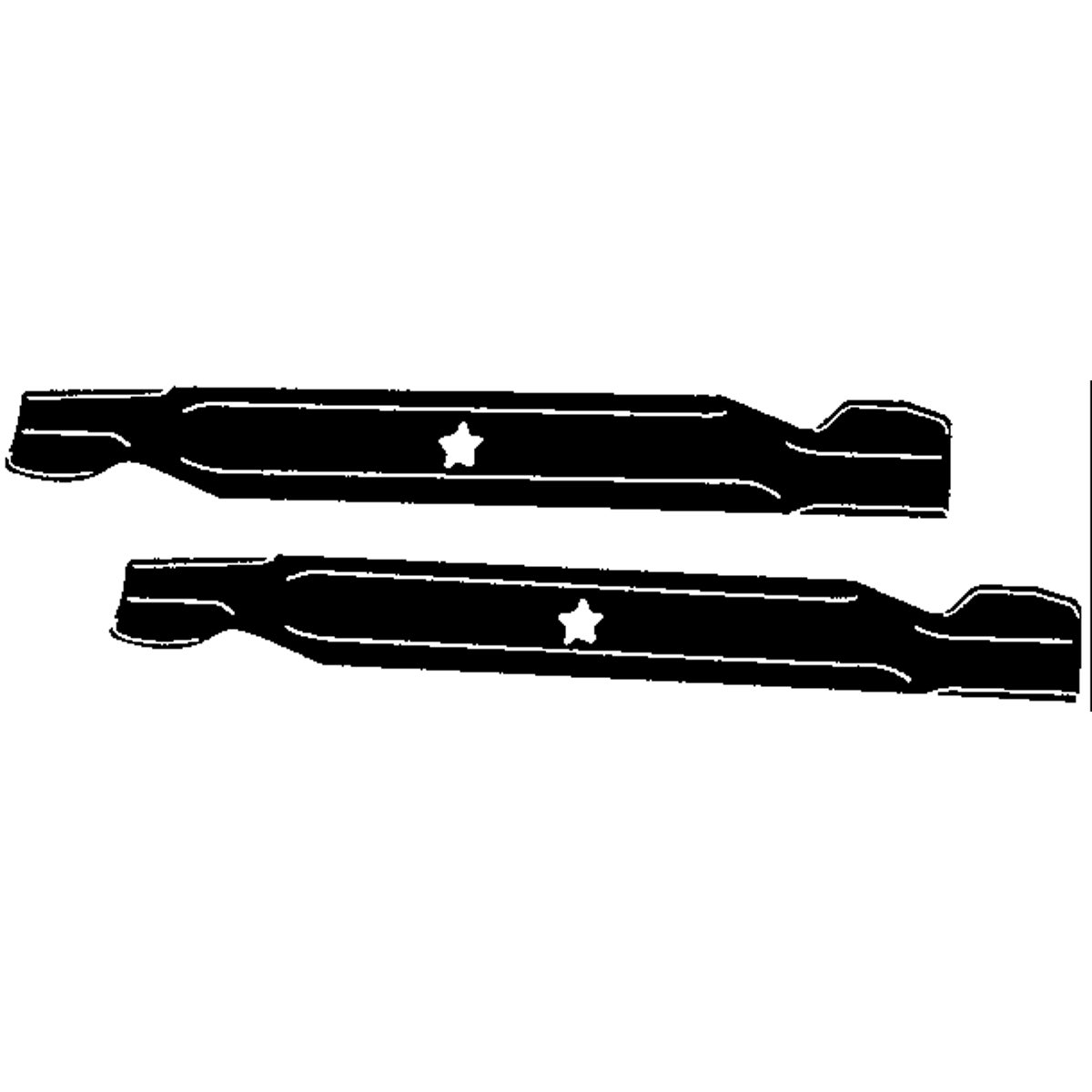 "42"" AYP STAR BLADE SET - 490-110-0136 by Arnold Corp"