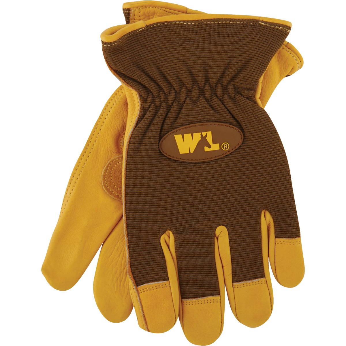 MED HD COWHID LTHR GLOVE - 1106M by Wells Lamont