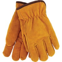 Do it Best Imports MED LEATHER LINED GLOVE 706434