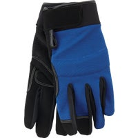Do it Best Imports MED HOOK/LOOP A/P GLOVE 706467