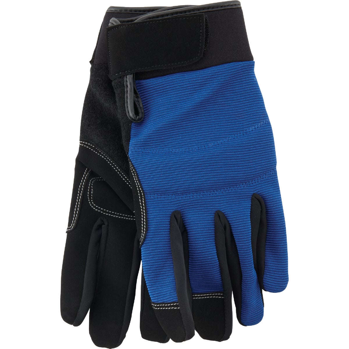 LRG HOOK/LOOP A/P GLOVE - 706475 by Do it Best