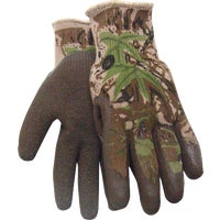 Midwest Gear Rubber Coated Glove, 397-L-AP