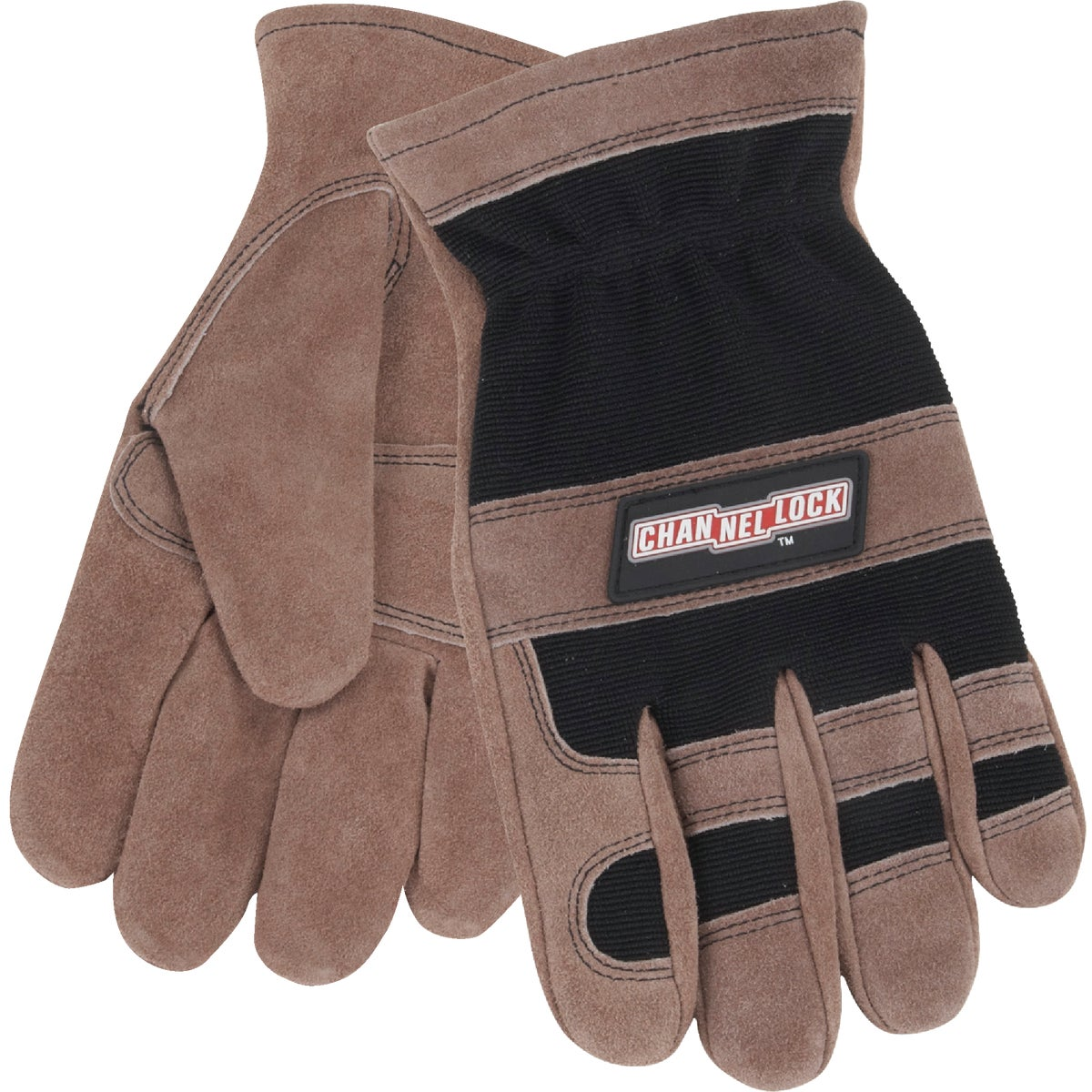 LRG SPLIT LEATHER GLOVE - 706517 by Channellock®