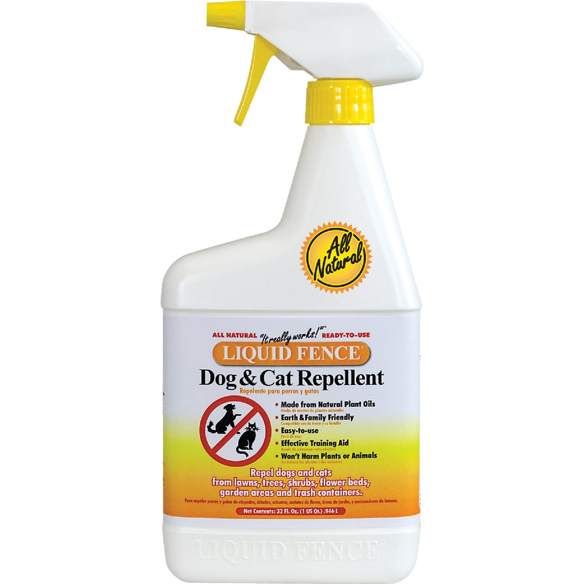 DOG & CAT REPELLENT - 129 by United Industries Co