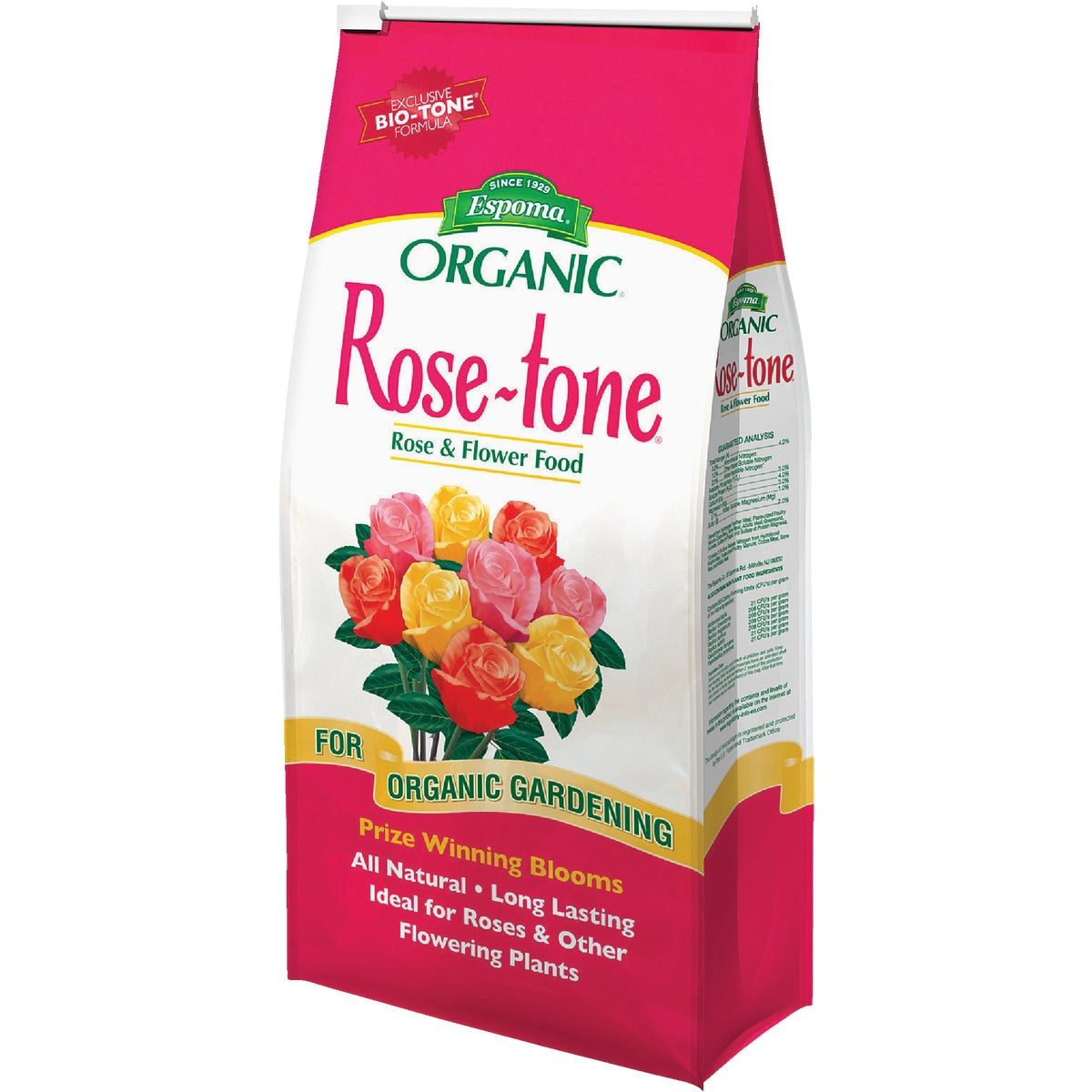 8LB ROSE TONE
