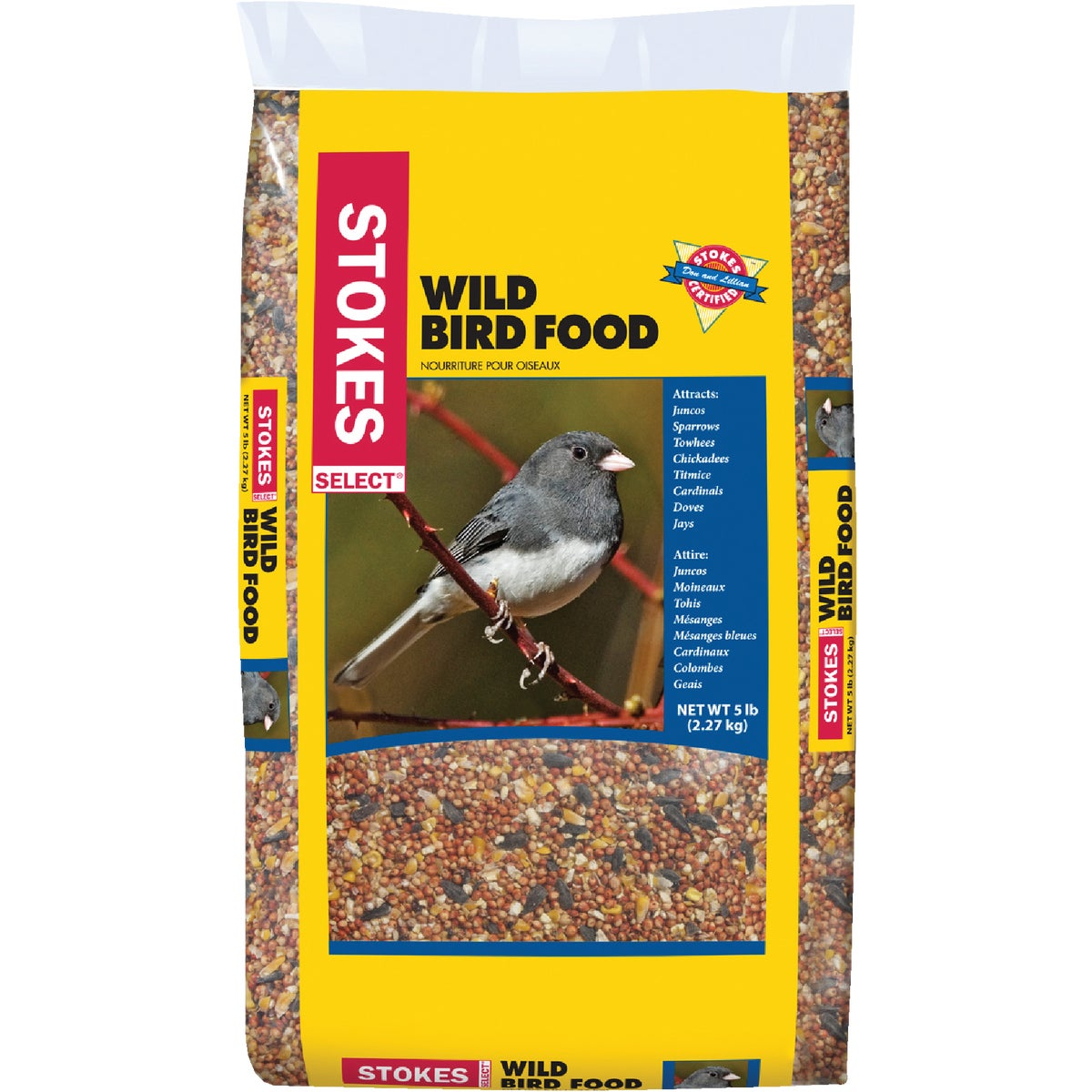 5LB WILD BIRD SEED - 592 by Red River Commod