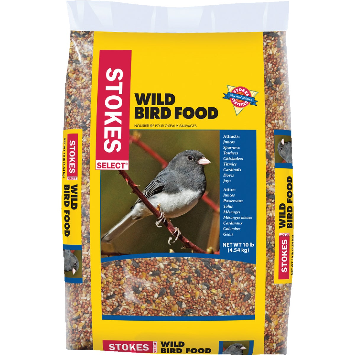 10LB SLCT WILDBIRD SEED - 530 by Red River Commod