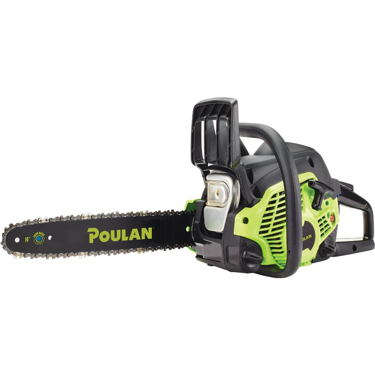 "14"" 33CC GAS CHAINSAW - 952802026 by Poulan"