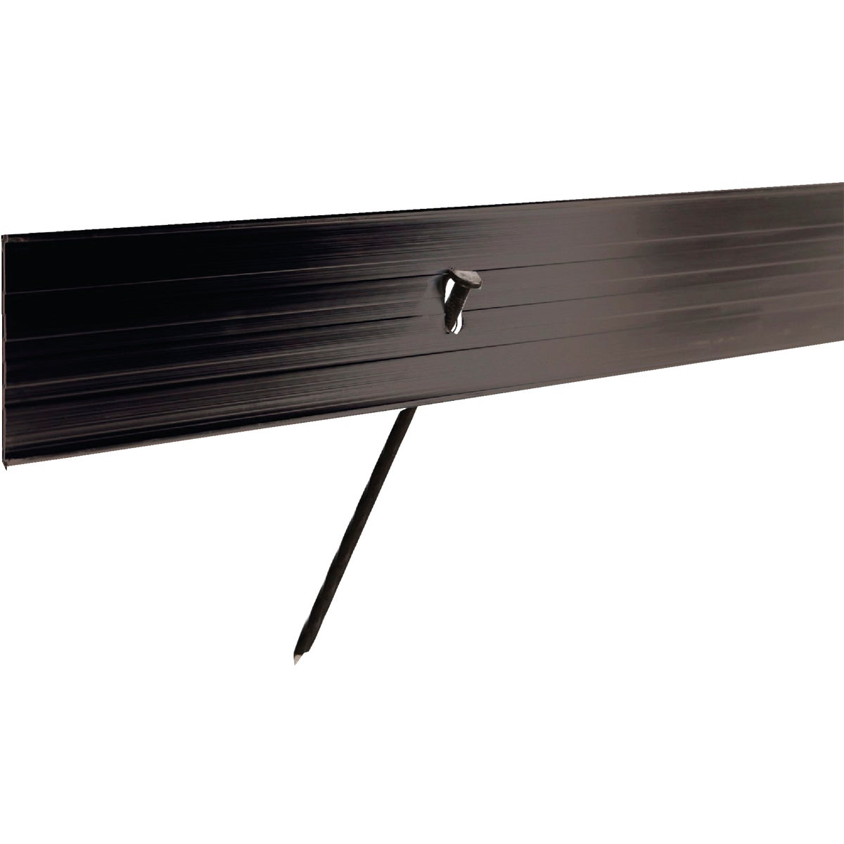 BLACK ALUMINUM EDGING - EZ-BLACK by Sure Loc Aluminum