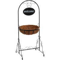 Gardman USA BLKSMITH WELCOME PLANTER R983