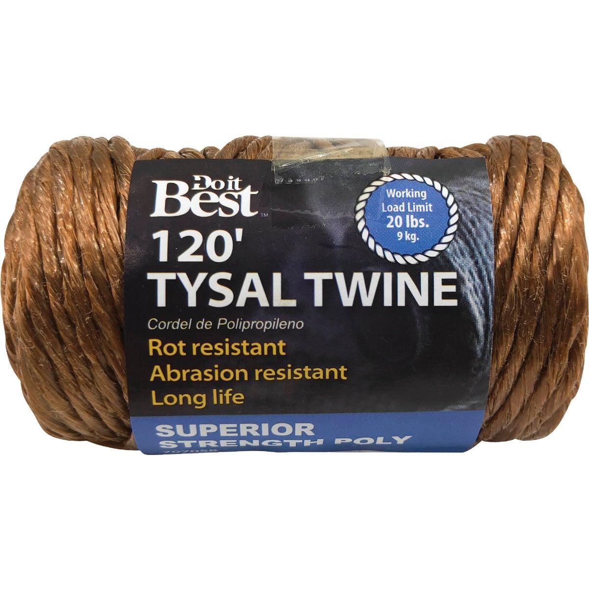 120' POLY TYSAL TWINE