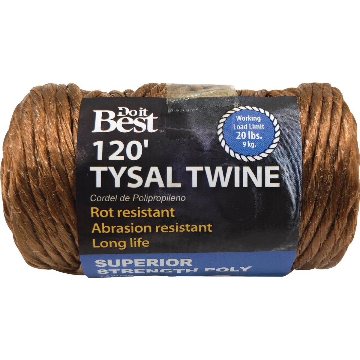 120' POLY TYSAL TWINE - 707058 by Do it Best