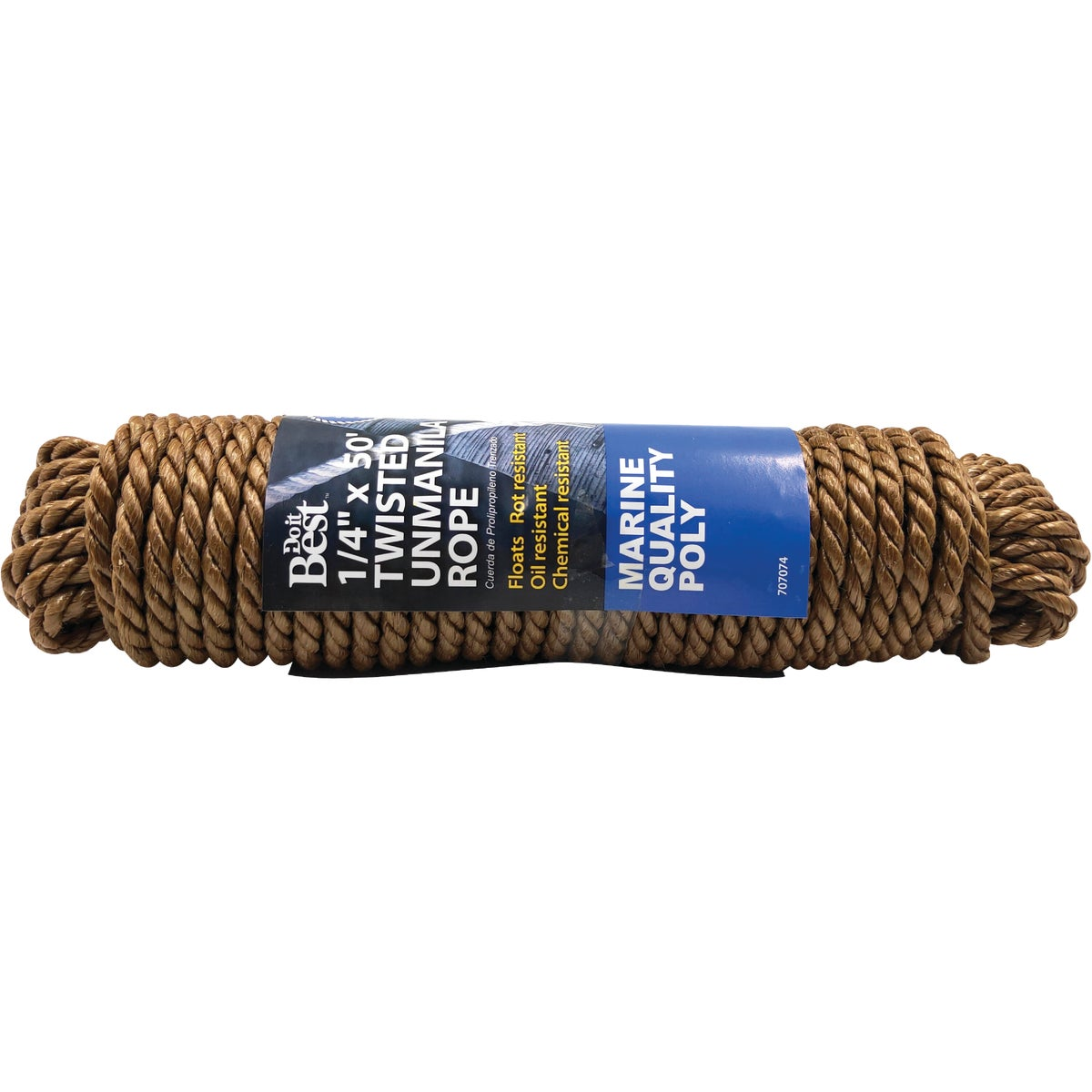 1/4X50' UNMANILA ROPE - 707074 by Do it Best
