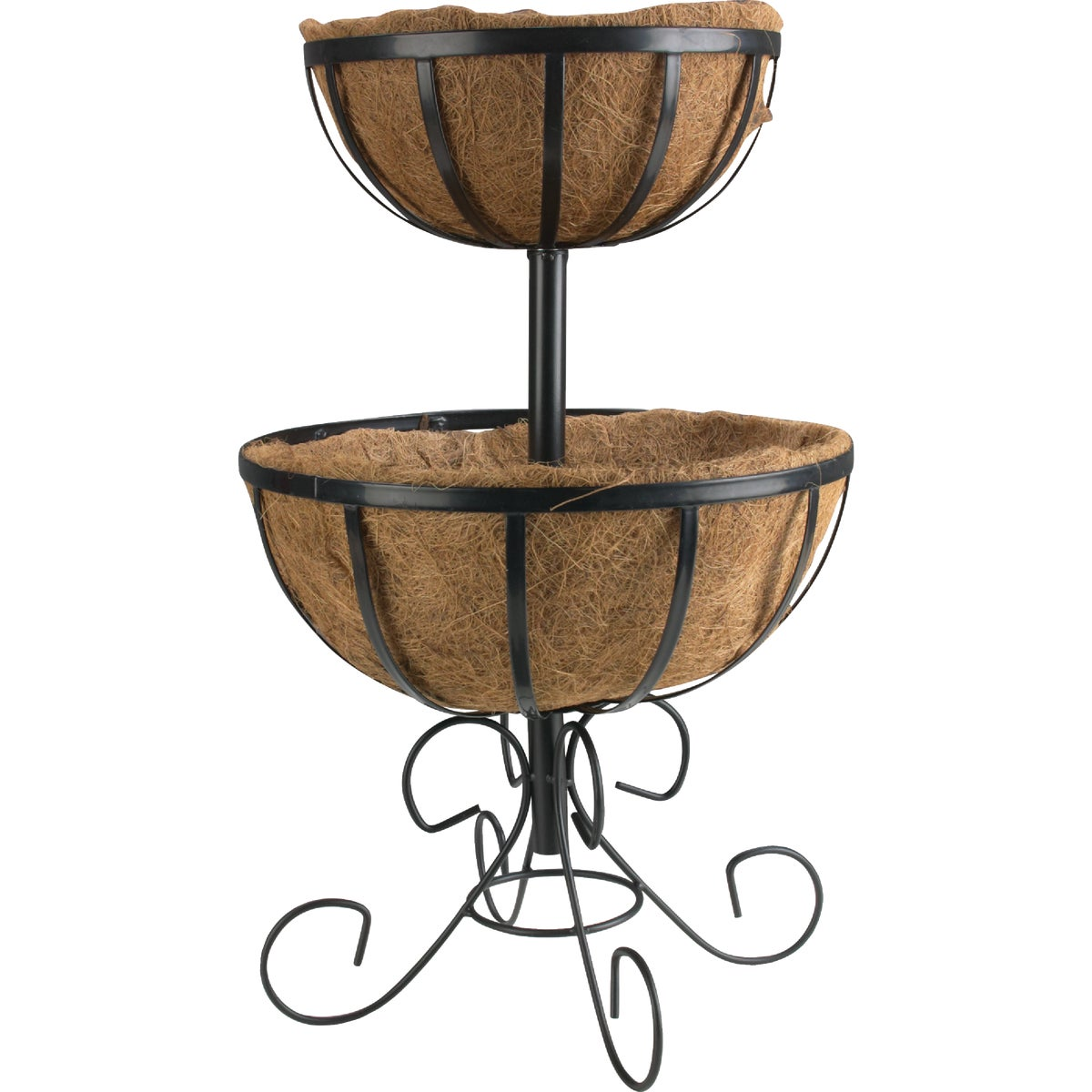 """27"""" 2 TIER PLANTER STAND - FP802 by Do it Best"""