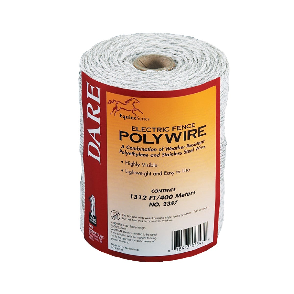 400M STAINLESS POLYWIRE - 2347 by Dare Products Inc