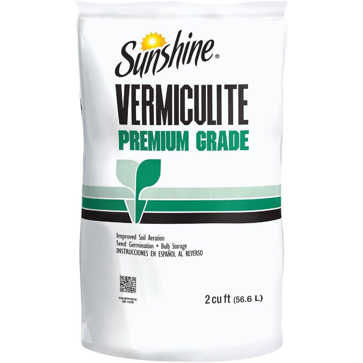 2CU FT VERMICULITE - 16045 by Good Earth Organics