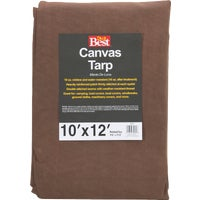 10X12-10Oz Canvas Tarp