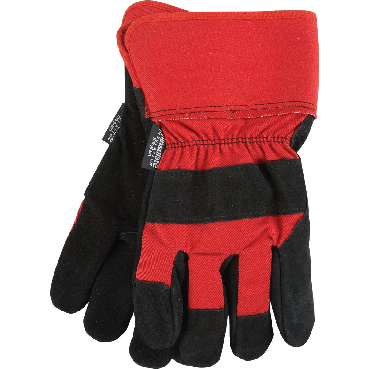 LRG MENS COWHIDE GLOVE - 707462 by Do it Best