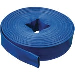 Blue Discharge Hose