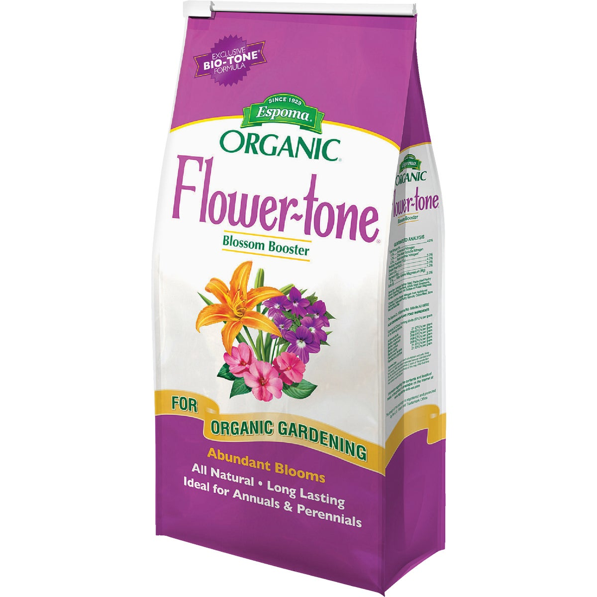 4LB FLOWER TONE - FT4 by Espoma Co