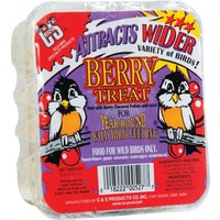 C. & S. Prod. BERRY TREAT SUET 12527