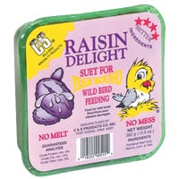 C. & S. Prod. RAISIN DELIGHT SUET 12515