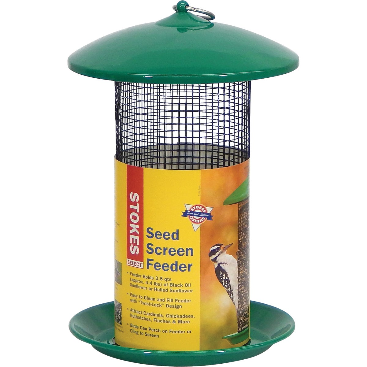 SUNFLOWER SCREEN FEEDER