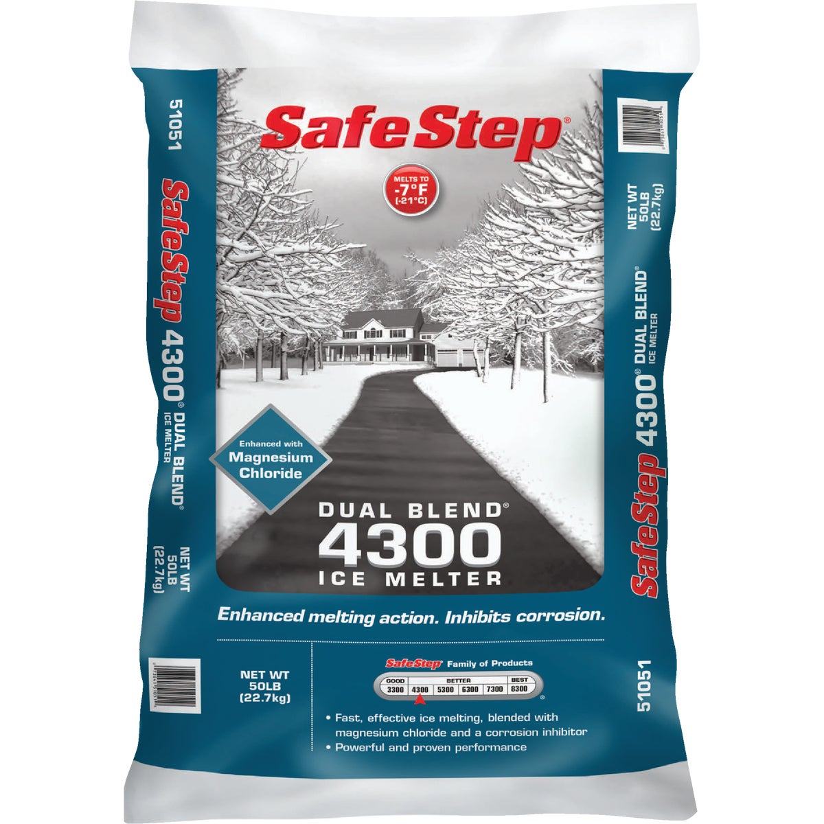 50Lb 4300 Ice Melter
