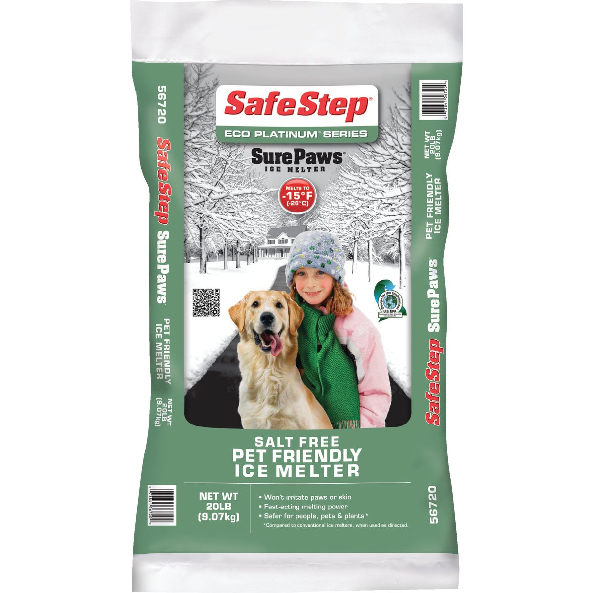 20# PET SAFE ICE MELTER - 56720 by North American Salt