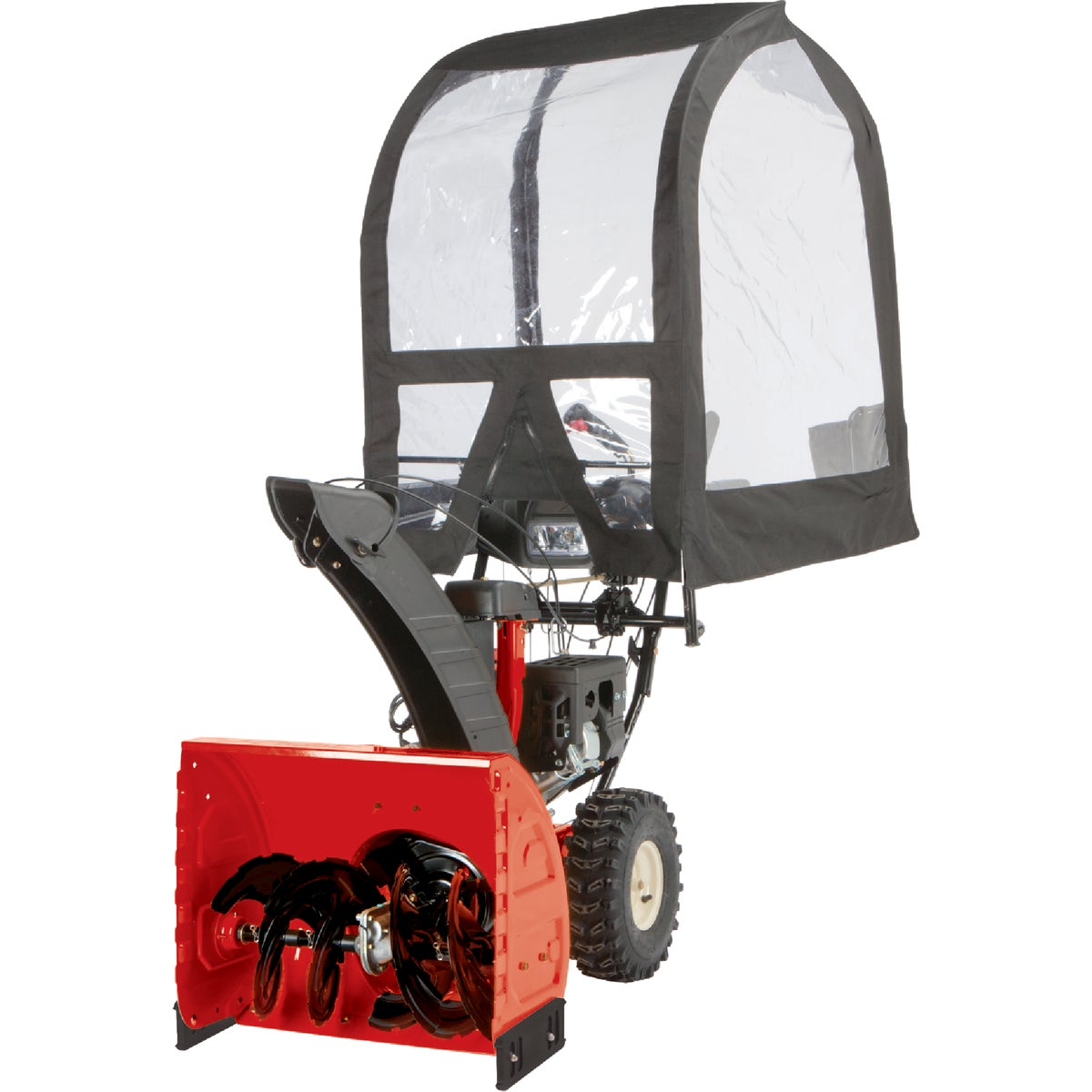 Snow Thrower Cab & Cover