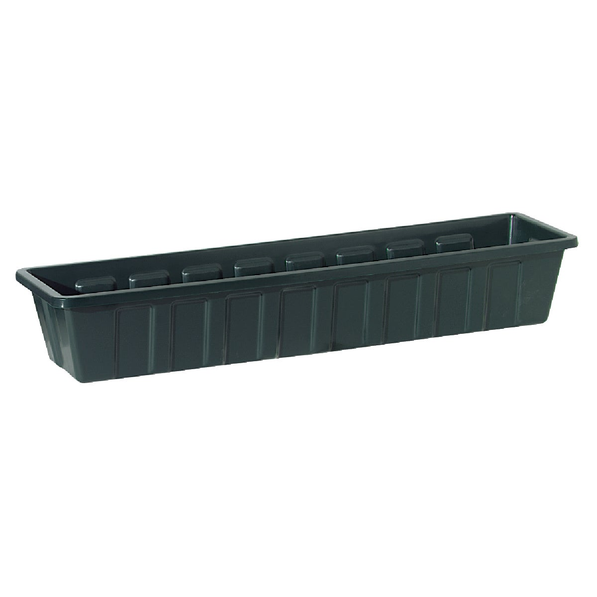 "18"" FLOWER BOX PLANTER - 02181 by Novelty Mfg Co"