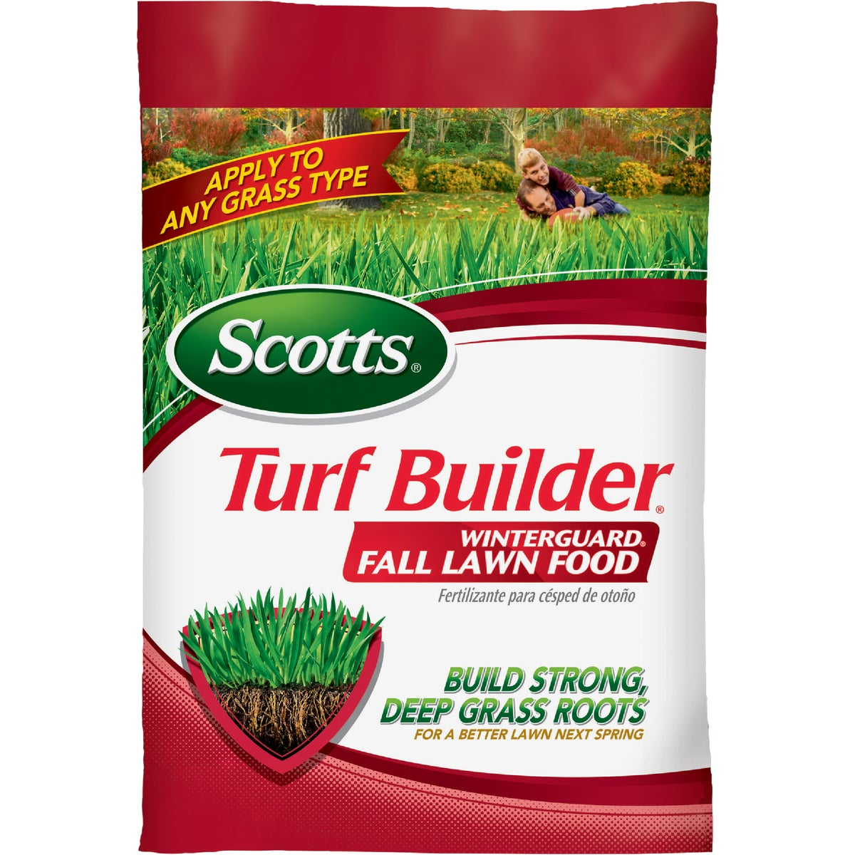 5M TURF BULDR WINTERGARD - 38605D by Scotts Company
