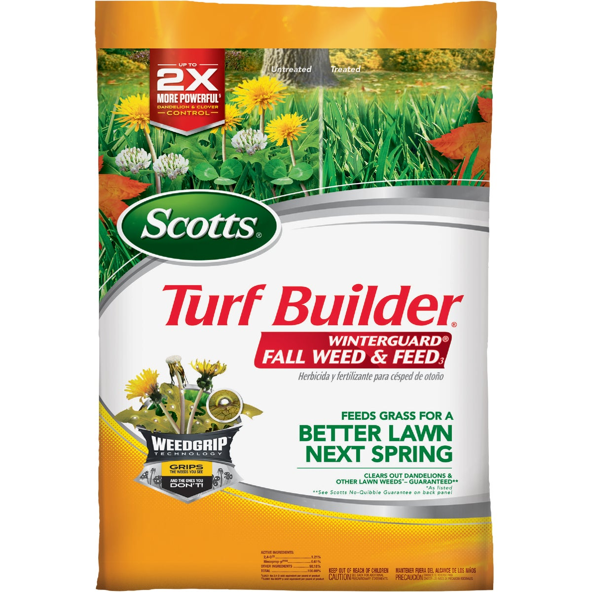 15M TB WNTRGUARD WEED&FD - 50245 by Scotts Company