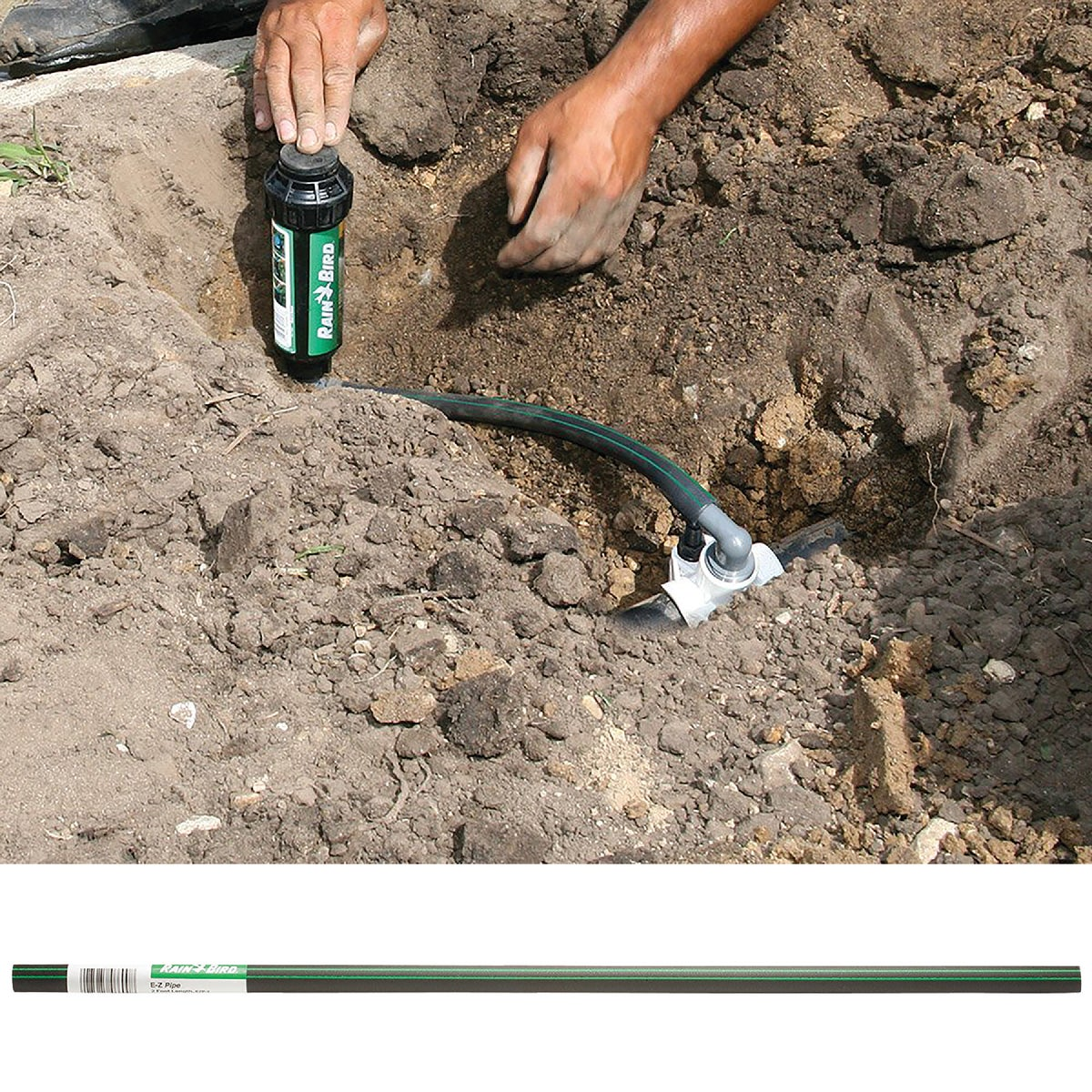 2' FLEX PIPE - EZP-2 by Rain Bird Corp Consu
