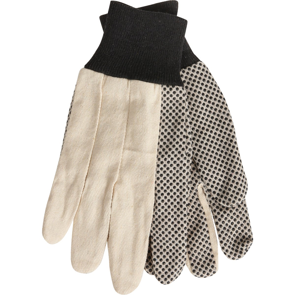 CANVAS DOT GLOVE