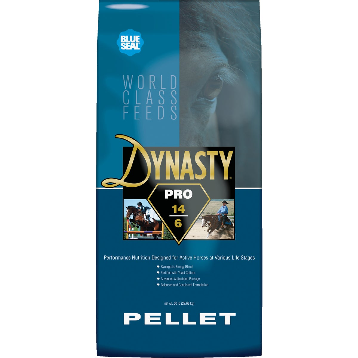 50LB DYNASTY PRO - 7031 by Kent Feeds Inc