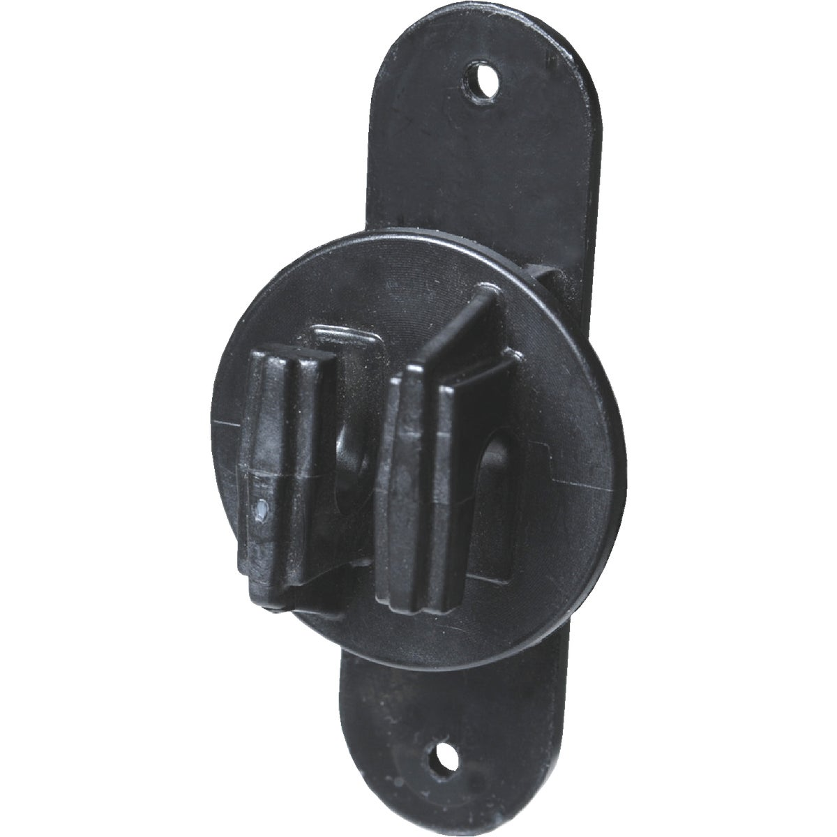 25PC BLK WPOST INSULATOR - SNUG-HTN by Dare Products Inc