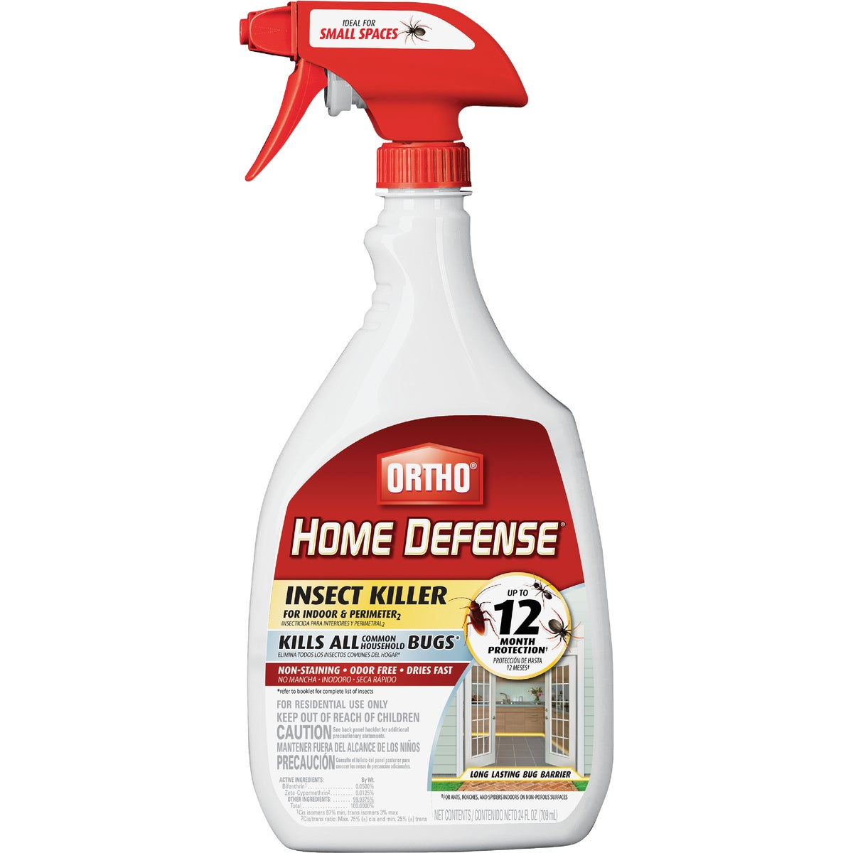 24OZ RTU HOME INSECT CTL